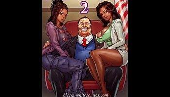 quadrinhos de swing