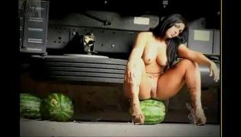mulher melancia fotos nua