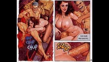 desenhos sensuais