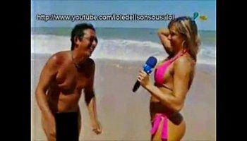 praia de nudismo panico